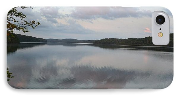 Keystone Power Dam IPhone Case by Michael Hills