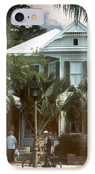 IPhone Case featuring the photograph Keywest by Steve Karol