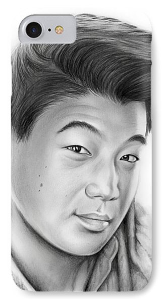 Ki Hong Lee IPhone Case by Greg Joens
