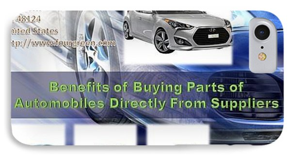 Kia Auto Parts In The Usa  Directly From Suppliers IPhone Case