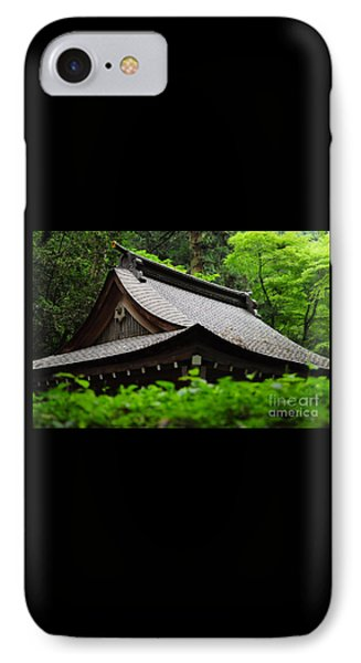 Kifune Shrine Phone Case by Stevyn Llewellyn