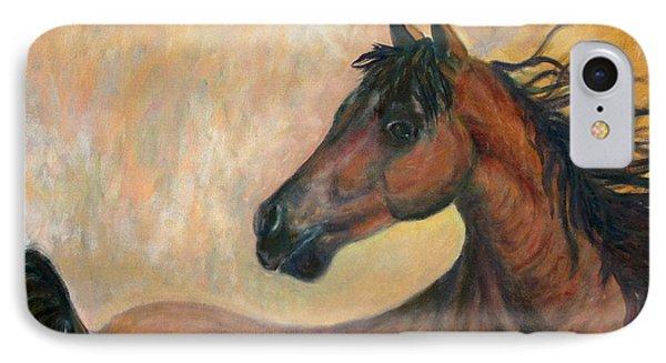 Kiger Mustang Phone Case by Ben Kiger