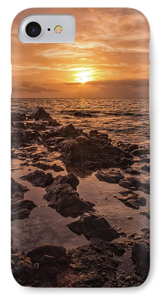 Kihei Sunset 2 - Maui Hawaii Phone Case by Brian Harig