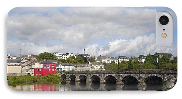 Killorglin Bridge IPhone Case