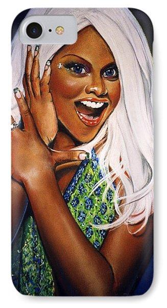 Kim IPhone Case