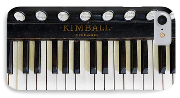 Kimball - Chicago IPhone Case by Liane Wright