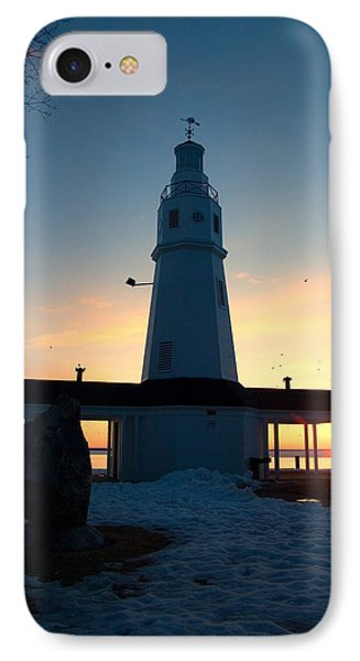 Kimberly Pointe Lighthouse IPhone Case by Joel Witmeyer
