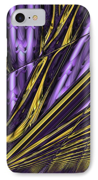 Kinesis Phone Case by Wendy J St Christopher