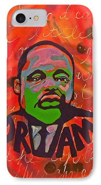 King Dreaming IPhone Case by Miriam Moran