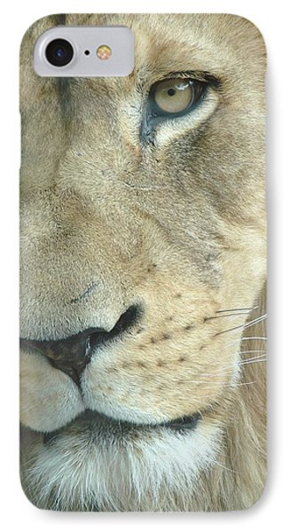 IPhone Case featuring the photograph King by Margaret Bobb