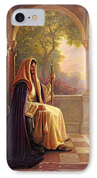 King Of Kings IPhone Case by Greg Olsen