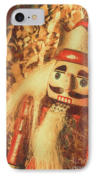 King Of The Toy Cabinet IPhone Case by Jorgo Photography - Wall Art Gallery