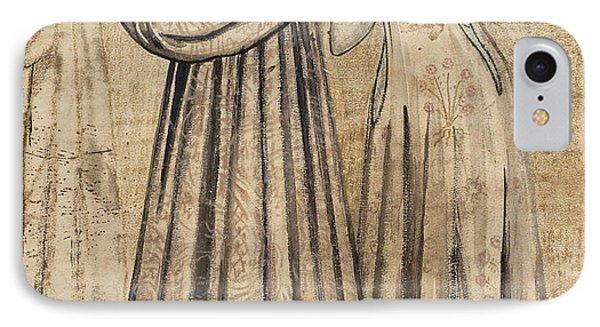 King Rene's Honeymoon IPhone Case by Edward Burne-Jones
