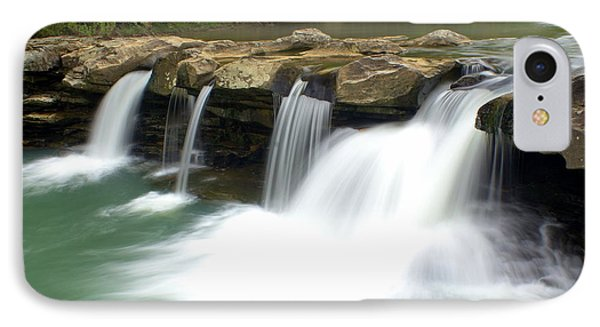 King River Falls Phone Case by Marty Koch