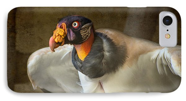 King Vulture IPhone 7 Case by Jamie Pham