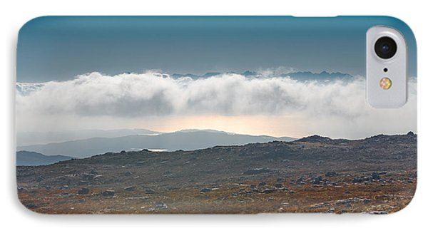 IPhone 7 Case featuring the photograph Kingdom In The Sky by Gary Eason