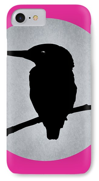 Kingfisher iPhone 7 Case - Kingfisher by Mark Rogan