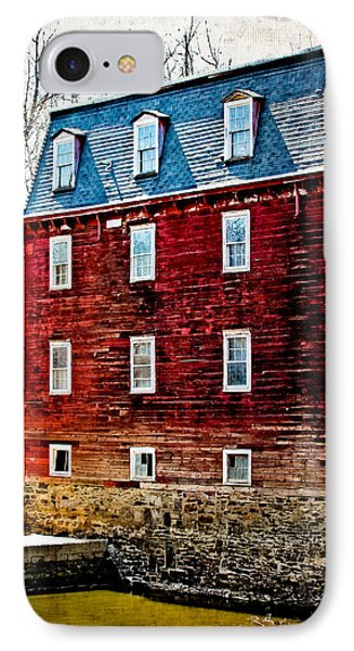 Kingston Mill IPhone Case by Colleen Kammerer