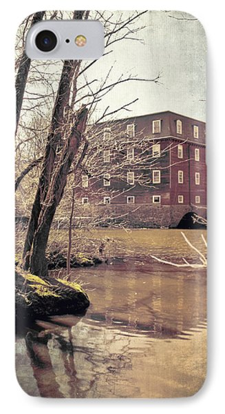 Kingston Mill Across The River IPhone Case