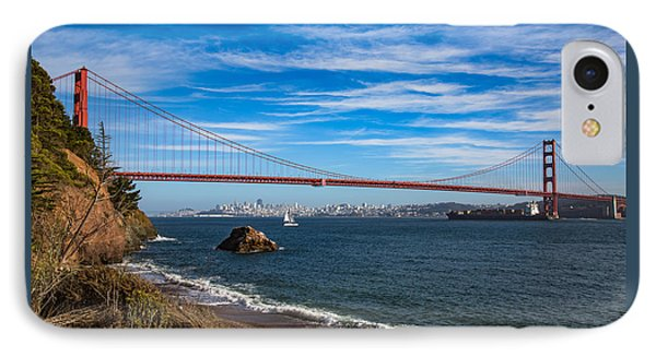 IPhone Case featuring the photograph Kirby Cove by Kim Wilson
