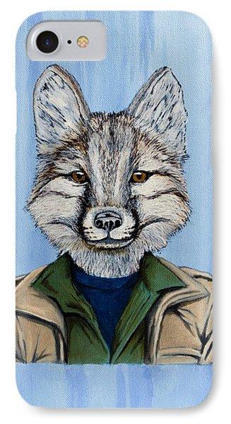 Kit Fox Crop '17 IPhone Case