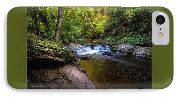 Kitchen Creek IPhone Case by Marvin Spates