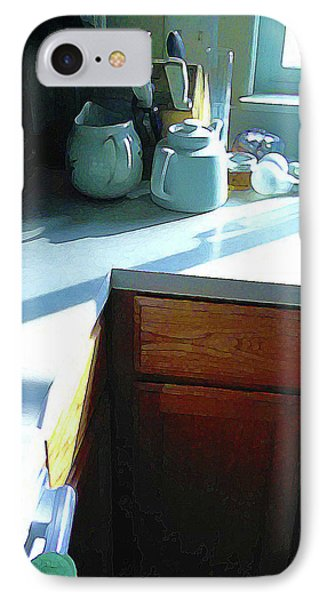 Kitchen Morning IPhone Case