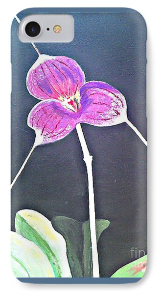 Kite Orchid IPhone Case