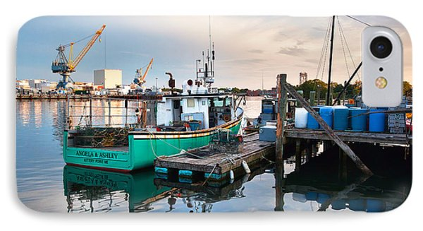 Kittery Foreside Phone Case by Eric Gendron