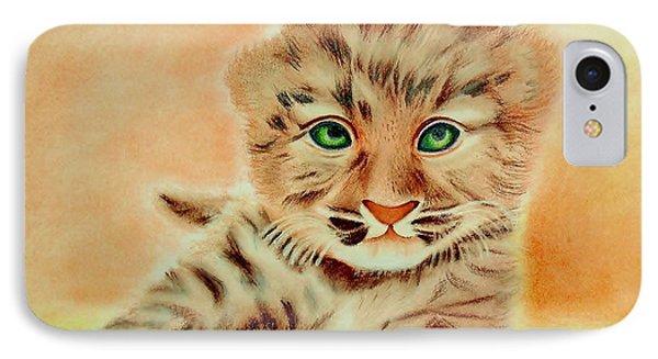 Kitty Kitty Kitty IPhone Case