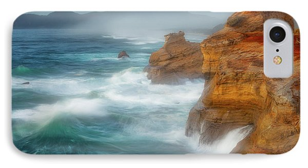 Kiwanda Mist IPhone Case by Darren White