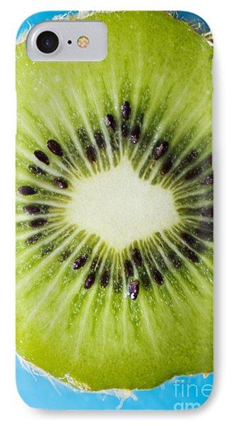 Kiwi Cut Phone Case by Ray Laskowitz - Printscapes