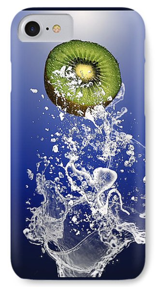 Kiwi Splash IPhone Case by Marvin Blaine