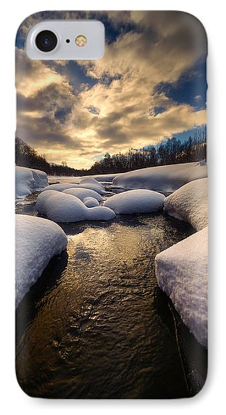Kjelleren  IPhone Case by Tor-Ivar Naess