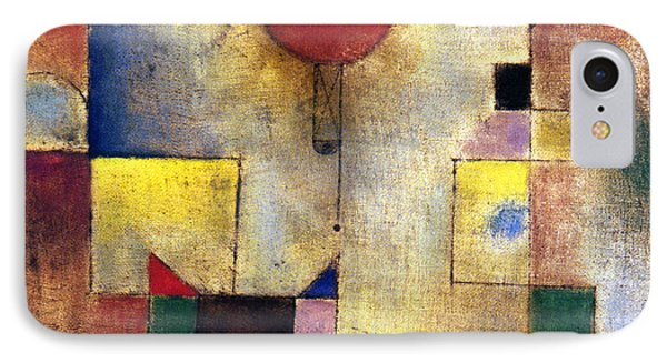 Klee: Red Balloon, 1922 Phone Case by Granger