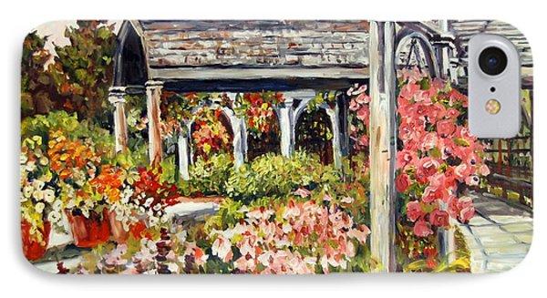 Klehm Arboretum I IPhone Case by Alexandra Maria Ethlyn Cheshire
