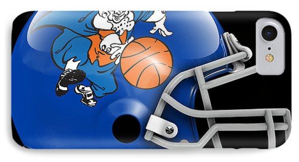 Knicks What If Its Football 2 IPhone Case by Joe Hamilton