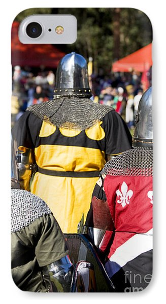 Knight Squad IPhone Case by Jorgo Photography - Wall Art Gallery