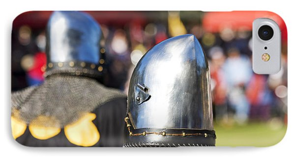 Knight Tournament IPhone Case by Jorgo Photography - Wall Art Gallery