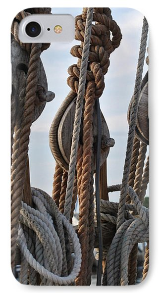 Knot Time IPhone Case