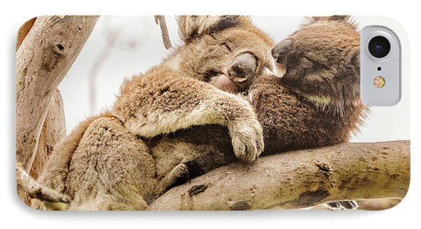 Koala 5 IPhone 7 Case by Werner Padarin
