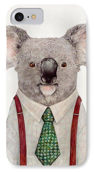 Koala IPhone 7 Case by Animal Crew