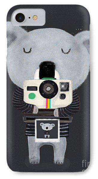 Koala Cam IPhone 7 Case