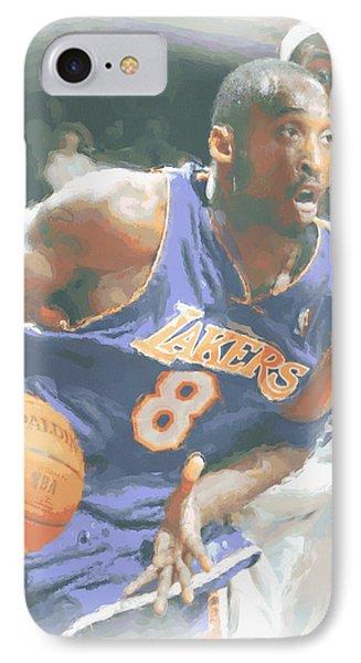 Kobe Bryant Lebron James IPhone 7 Case