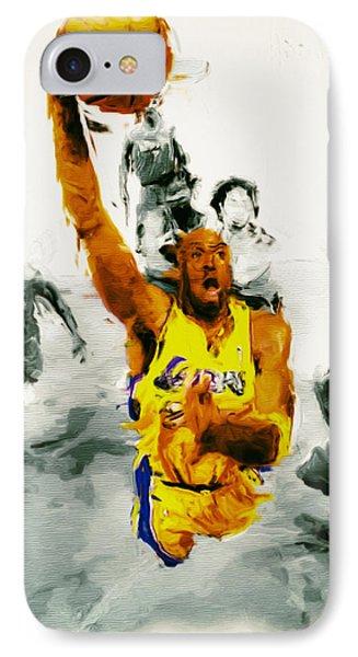 Kobe Took Flight 3a IPhone Case