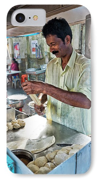 Kochi Stall IPhone Case by Marion Galt