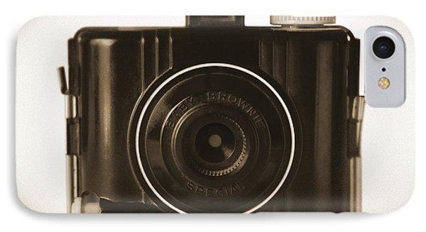 Kodak Baby Brownie Phone Case by Mike McGlothlen
