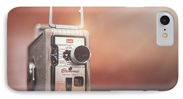 Kodak Brownie 8mm IPhone Case by Scott Norris