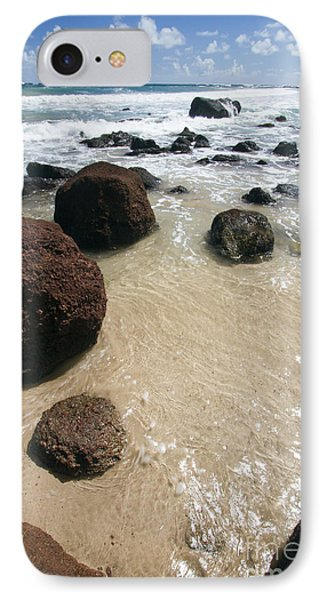 Koki Beach Hana Maui Hawaii 2 IPhone Case by Dustin K Ryan