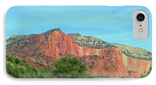 Kolob Canyon No. 20-1 IPhone Case by Sandy Taylor